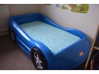 Little Tikes Car- Bed