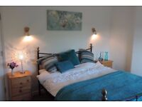 Nice double room at modern house with easy access