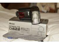 Nissin Speedlite Di622 Flashgun for Nikon cameras