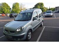 Renault Kangoo ,ex mobility vehicle