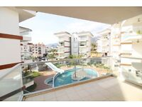 >> 3 ROOMED NEW RESIDENS +FITNESS +POOL +INDOOR POOL +SUN +SEA