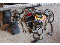 Kawasaki KR1S frame & other parts for sale (two stroke not rgv rd lc)