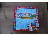 Board Game - Sort It Out