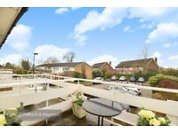A stunning first floor two double bedroom flat with private terrace in Highfield Court