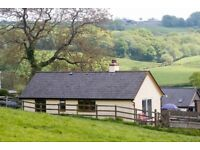 relax and unwind in beautiful,peaceful devon countryside,self catering cottage sleeps 4
