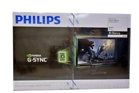 """Leicester Nvidia G-SYNC 144HZ GAMING MONITOR 27"""" 1 Philips 272G5DYEB"""