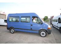 RENAULT MASTER MM33 DCI 100 7-SEAT BUS – 07-REG