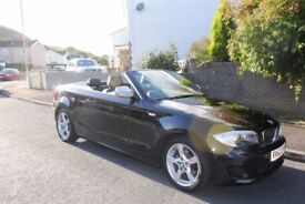 BMW 118i Convertible Exclusive Edition