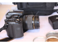Digital Bridge camera Fujifilm Finepix S9600 with extras