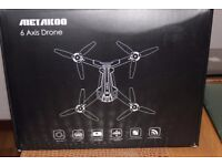Metakoo X300 Remote Control Drone with Camera for sale  County Durham