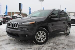2014 Jeep Cherokee NORTH PLUS 4X4 *SIEGES CHAUFFANT/HITCH/CAMERA