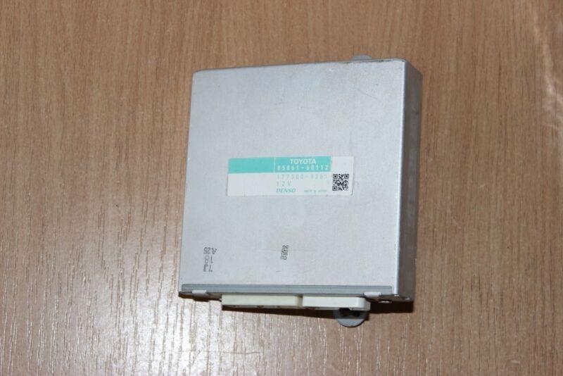 2007 LEXUS LS 460 / FRONT LH SEAT CLIMATE CONTROL COMPUTER 85861-50112