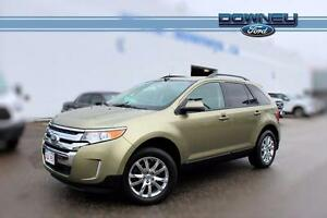 2013 Ford Edge SEL AWD! HTD SEATS! CHROME WHEELS!