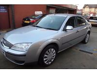 Ford Mondeo 2.0 LX 5dr FSH