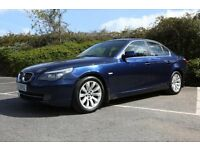 BMW 5 Series 3.0 525d SE 4dr New car bought, open to offers