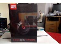 Beatsolo2 Wireless SEALED, BRAND NEW