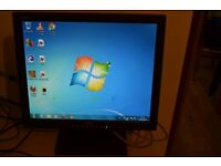 Dell 1800FP 18 inch TFT monitor in good working order