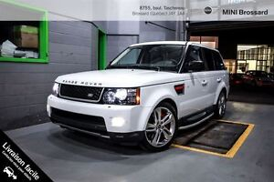 2013 Land Rover Range Rover Sport Supercharged -- RED LIMITED ED