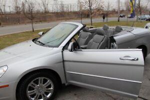 2008 Chrysler Sebring   DECAPOTABLE   TOIT DUR   NAVIGATION   GR