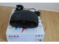 Alba Clock Radio