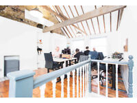Media Style Office near Farringdon station EC1V, Clerkenwell for up to 12 people