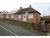 Two bedroom semi-detached bungalow available for rent in Medomsley, Consett
