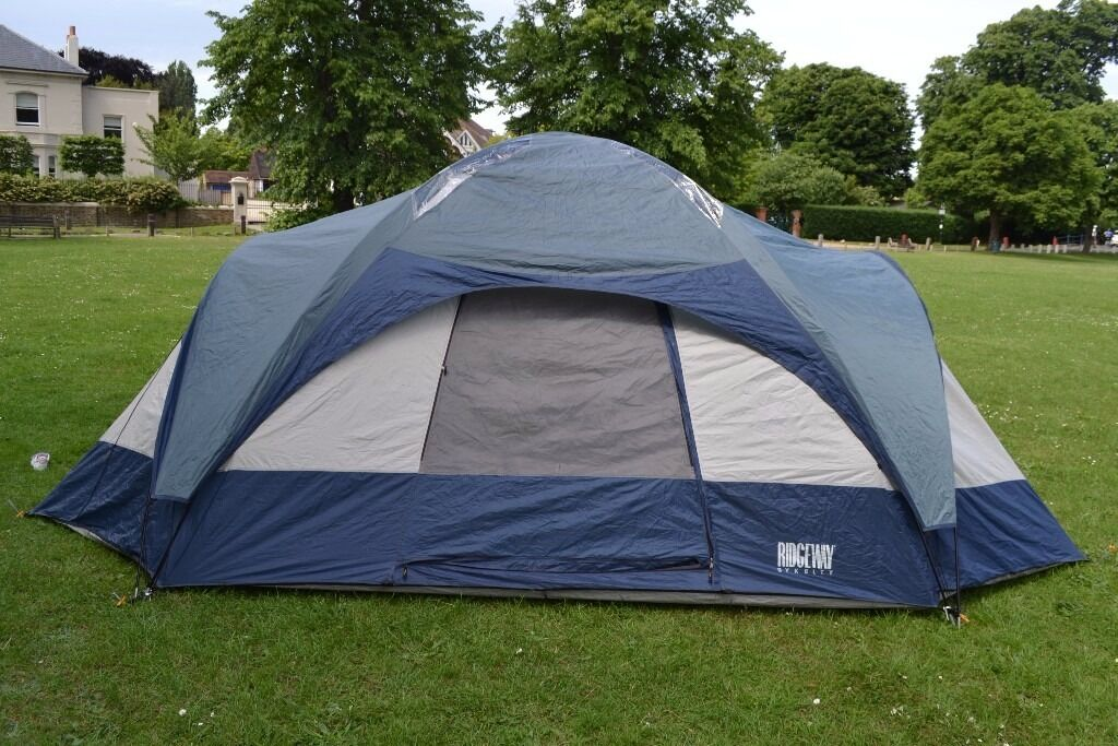 Ridgeway by Kelty Family Dome Tent (8 Berth) & Ridgeway by Kelty Family Dome Tent (8 Berth) | in Barnes London ...
