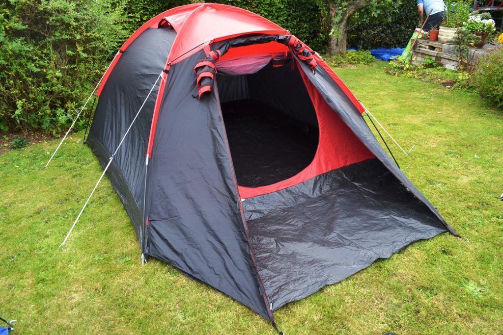 Argos Pro Action 4 Man Dome Tent In Ex39 Torridge For 12 00 & Pro Action 4 Man Tent - Best Tent 2018