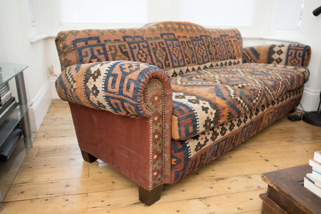 Kilim Sofa   Price Includes Delivery In Greater London