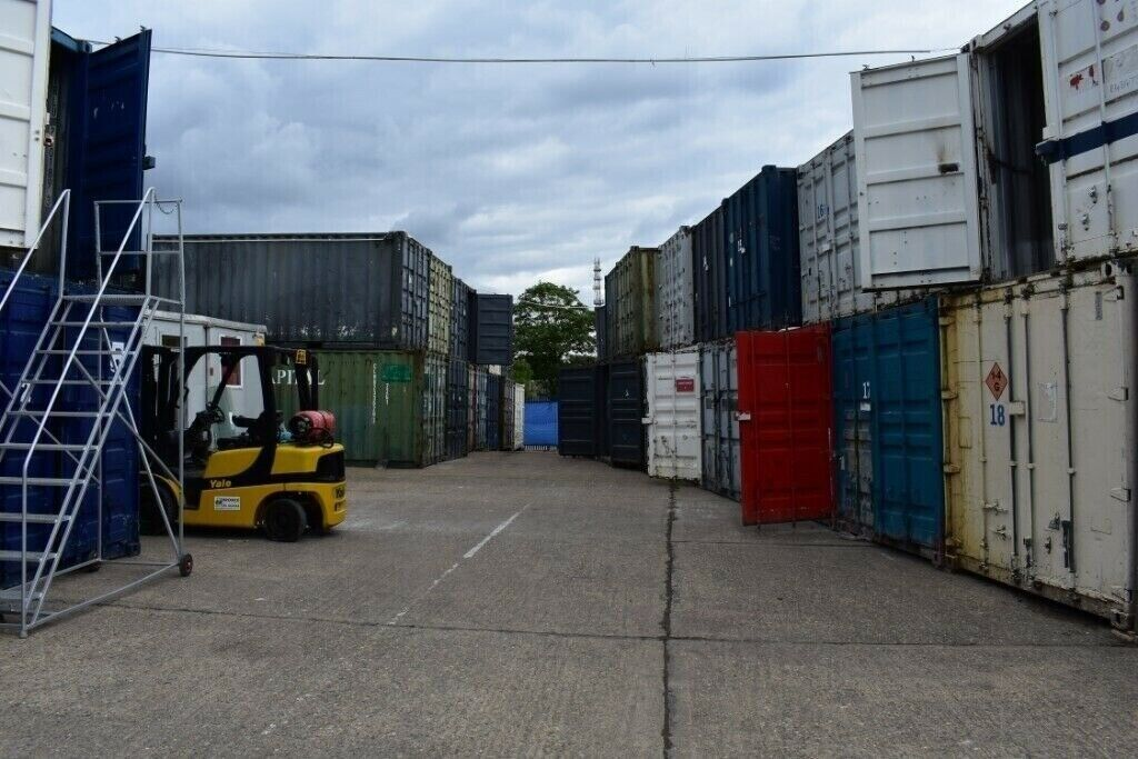 Self Storage Space Available In SE London! From £35pw, Gated ...