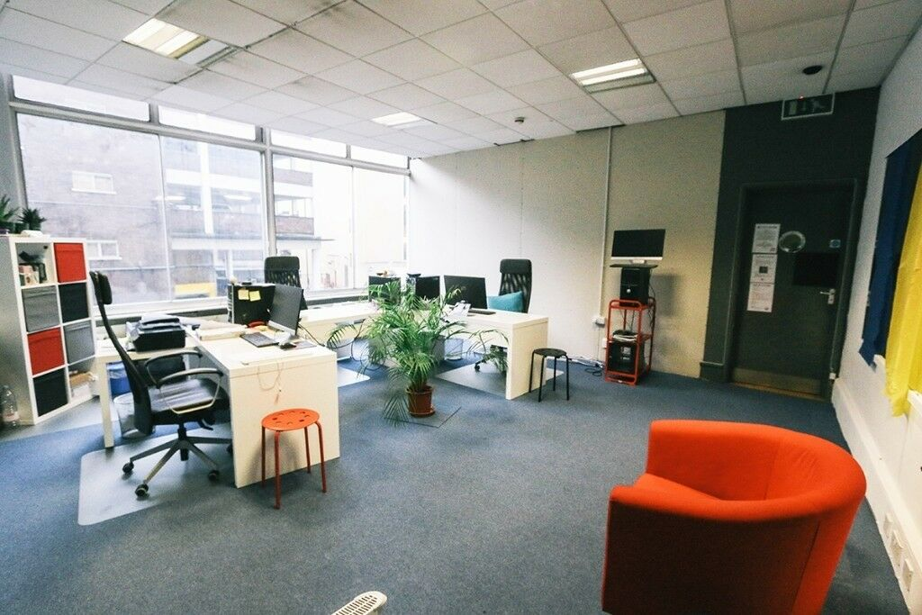Delicieux Affordable Office/studio Space In Central Bristol: Pithay Studios B1   Natural  Light,