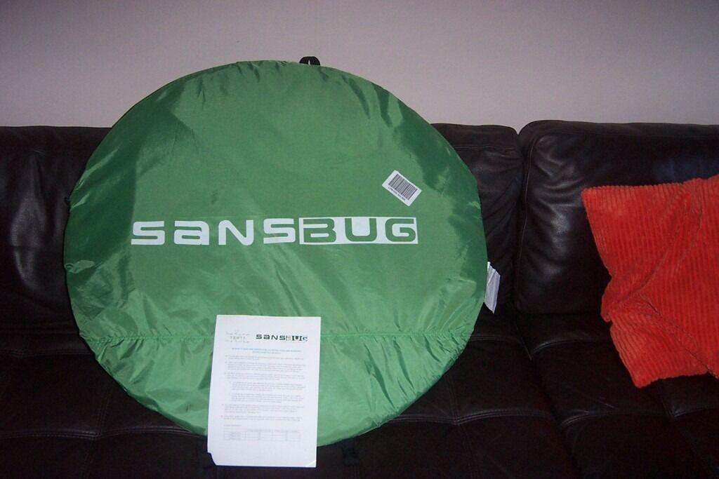New SansBug 3-Person Screen Shelter (Tarp Floor)/ Free-standing Pop & New SansBug 3-Person Screen Shelter (Tarp Floor)/ Free-standing ...