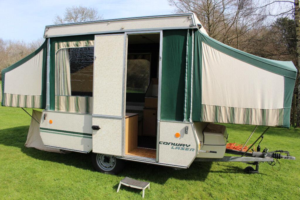 Conway Laser 6 trailer tent & Conway Laser 6 trailer tent | in Kingston London | Gumtree