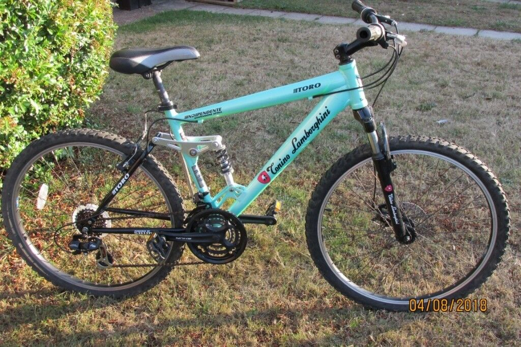 TONINO LAMBORGHINI TORO MOUNTAIN BIKE