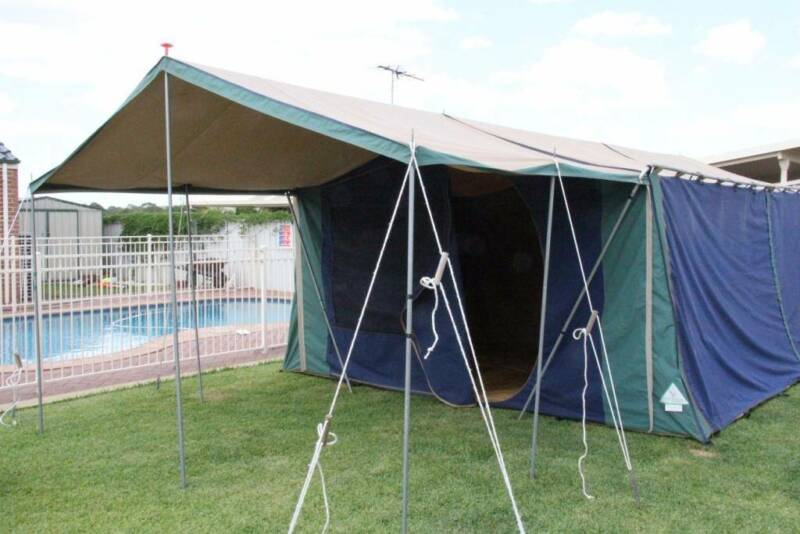 1 of 4 & Tent Great outdoors