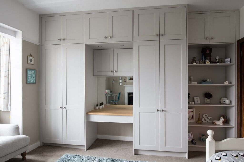 Fitted Bedroom U0026 Kitchen Wardrobes, Beds, Sliding Doors, Bookshelves, For  Home, Office | In East London, London | Gumtree
