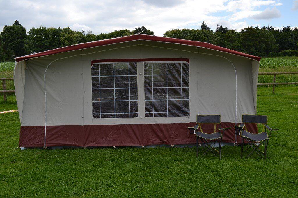 Conway Cruiser 1992 Folding C&er 6 berth (Trailer tent/ Caravan) & Conway Cruiser 1992 Folding Camper 6 berth (Trailer tent/ Caravan ...