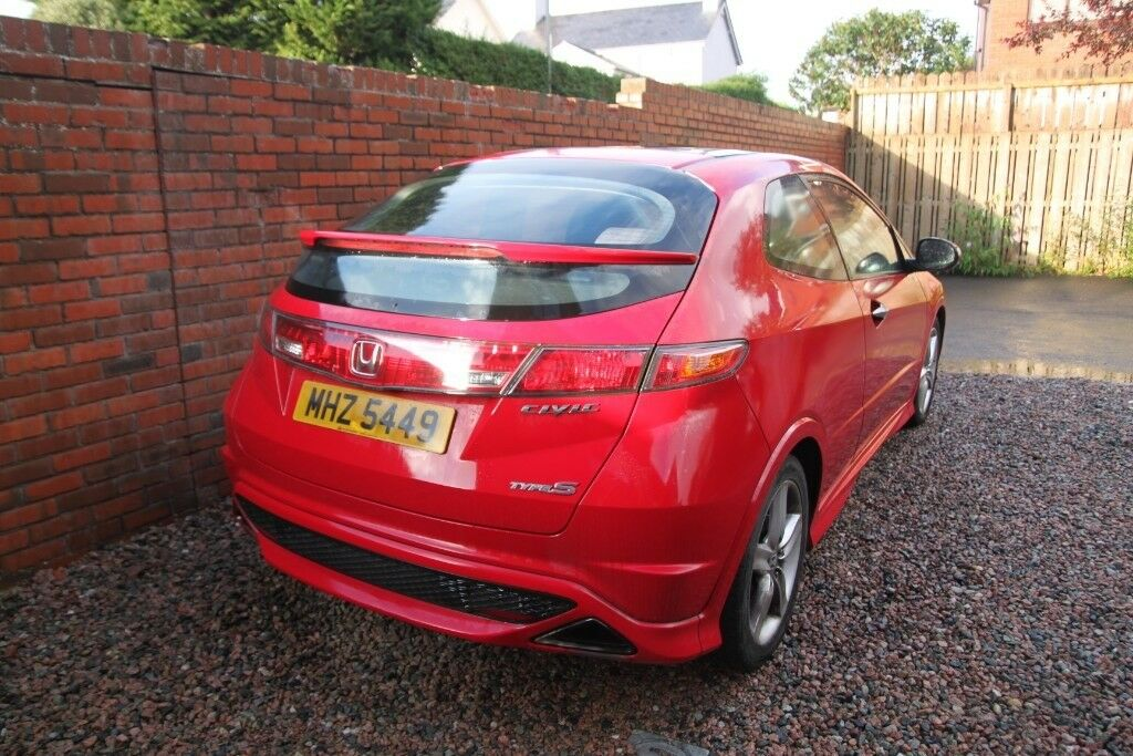 Reduce Price!   Honda Civic 2007 Type S 2 Doors