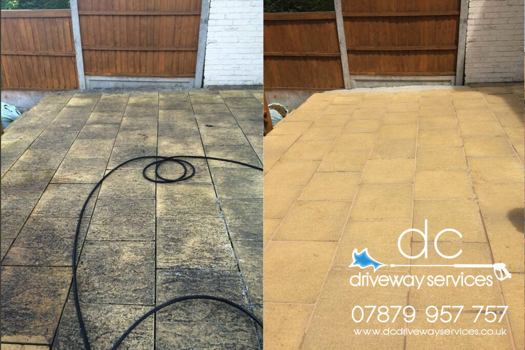 Patio Cleaning And Driveway Cleaning In East London