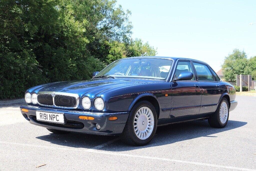 1998 Jaguar XJ8 3.2 X308   12 Months MOT   Service History   Great Car For