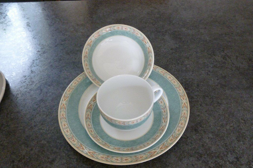 Wedgewood Aztec Crockery & Wedgewood Aztec Crockery | in Sawbridgeworth Hertfordshire | Gumtree