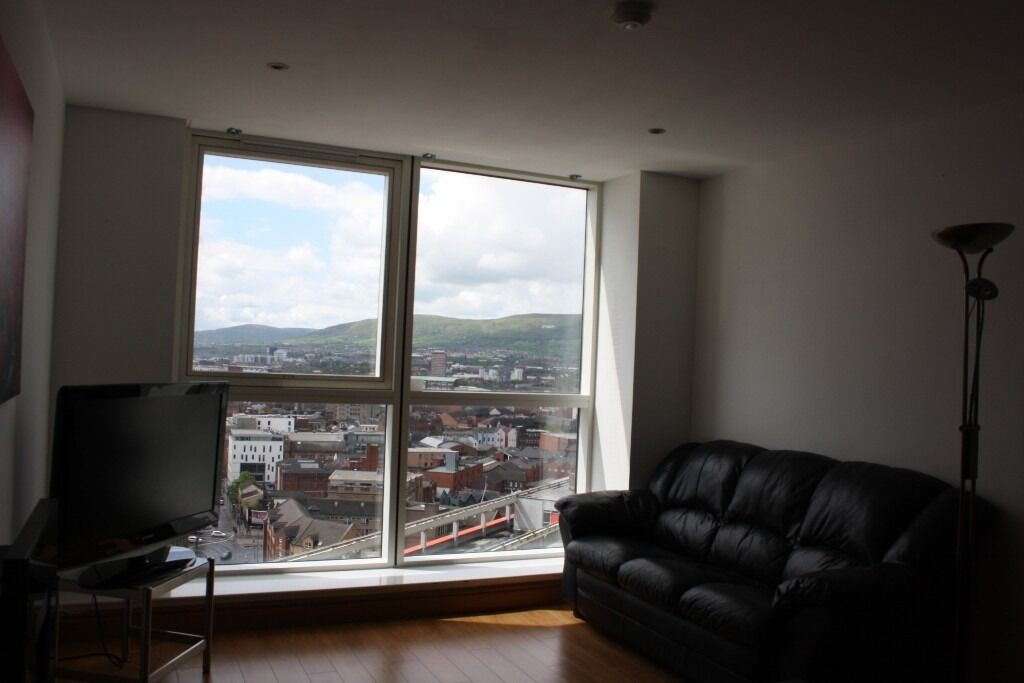 One Bedroom Apartment Obel Tower