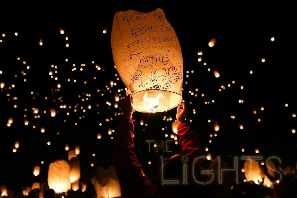 Delightful Lights Festival (Lanterns) £28 Per Ticket (2 Tickets For Sale) Nice Ideas