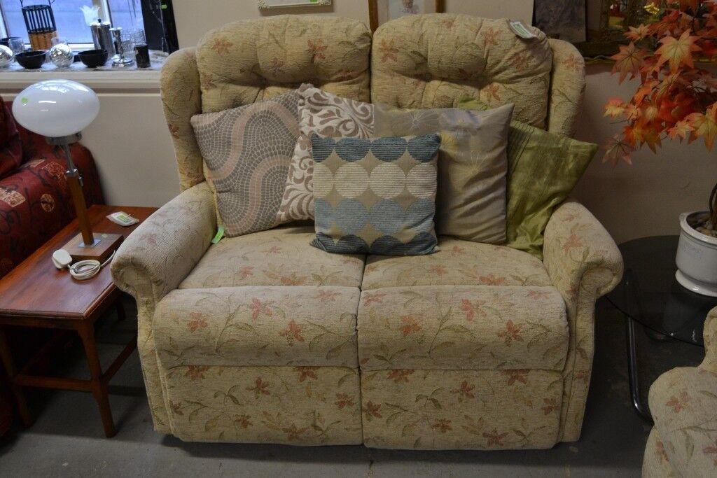 Flower Pattern Sofa U0026 Recliner Chair GT 900