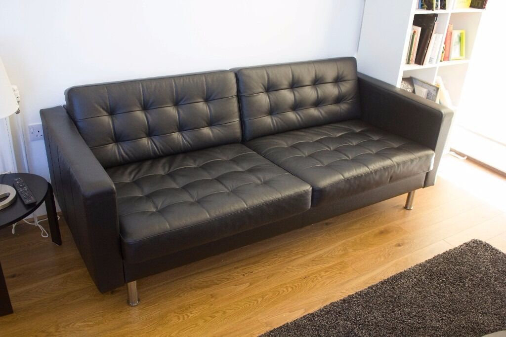 Ikea Kivik Leder Kivik Three Seat Sofa Isunda Beige Ikea