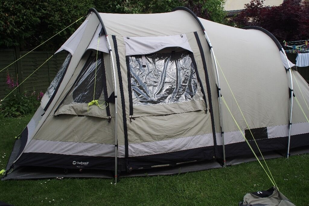 Outwell Trout Lake 4 Polycotton Tent & Outwell Trout Lake 4 Polycotton Tent | in Chippenham Wiltshire ...
