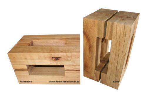 Holz Hocker Im Bad   Funktionelles Möbel Vom Holzmöbelkontor In Bad  Fallingbostel