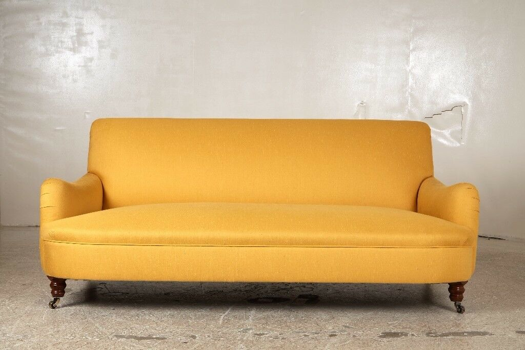 Bespoke George Smith Sofa Upholstered