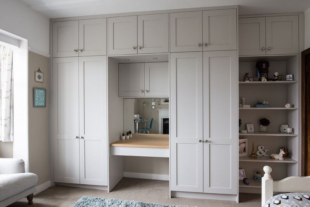 Delicieux Fitted Kitchen And Bedroomu0027s Wardrobes, Sliding Doors, TV ...