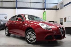 2013 Alfa Romeo Giulietta Series 0 Hatchback 5dr Man 6sp 1.4T Alphington Darebin Area Preview
